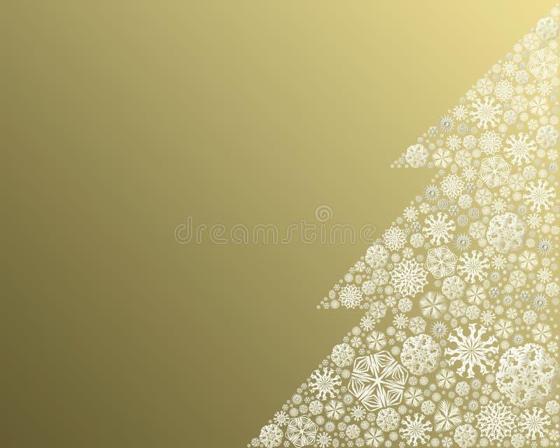 Download Árbol de navidad stock de ilustración. Ilustración de invierno - 7289543