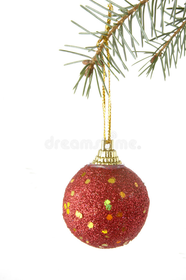 Download Árbol de navidad nuevos 2 foto de archivo. Imagen de ornamento - 7289312
