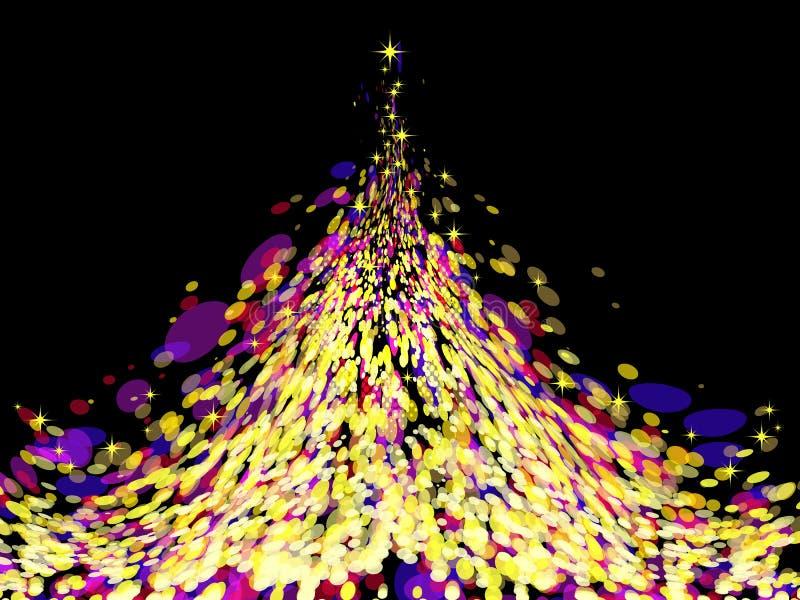 Árbol De Navidad, Vector Fotos de archivo libres de regalías