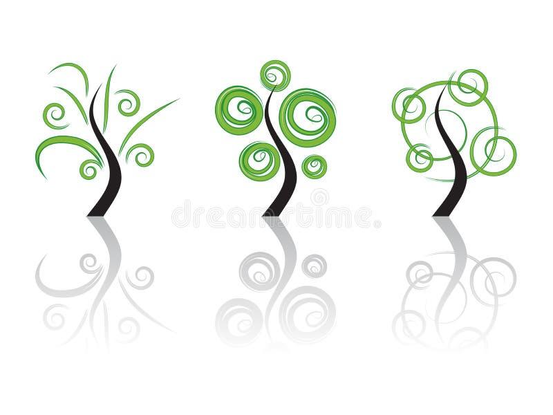 Árbol del arte hermoso libre illustration