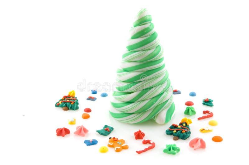 Download Árbol Del Caramelo De La Navidad Imagen de archivo - Imagen de navidad, rayado: 7279093