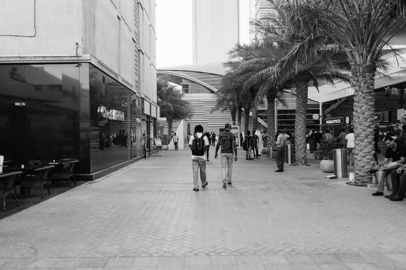 Área cerca del centro de exposición foto de archivo