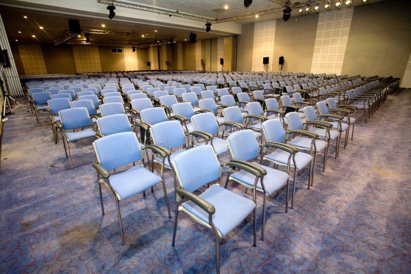 Área da reunião imagem de stock royalty free