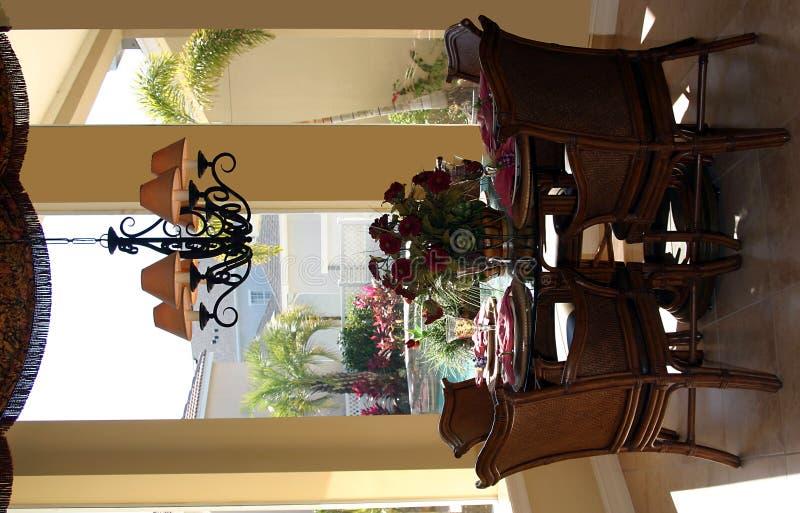 Área de cena ocasional con estilo imagenes de archivo