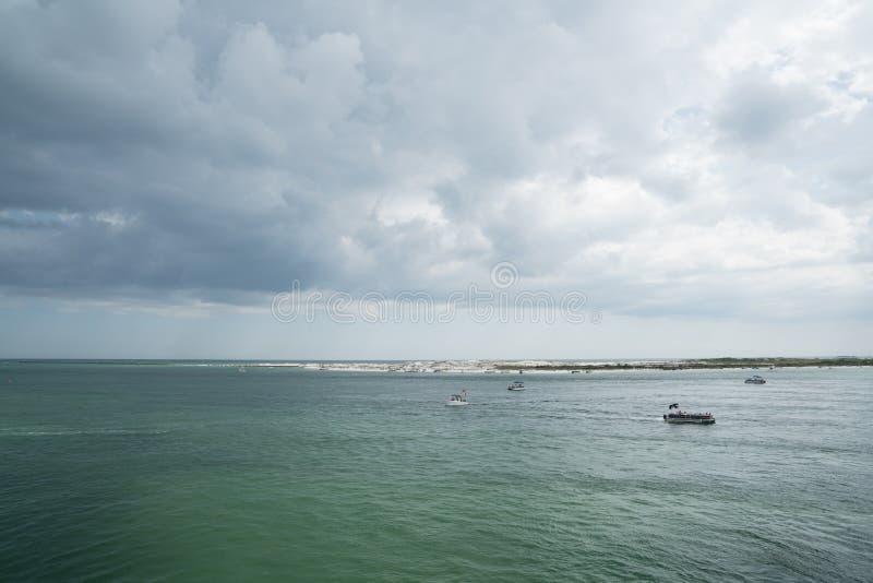 Área de Destin em Florida imagens de stock royalty free