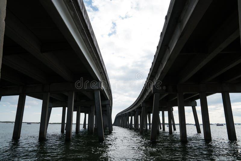 Área de Destin em Florida fotos de stock