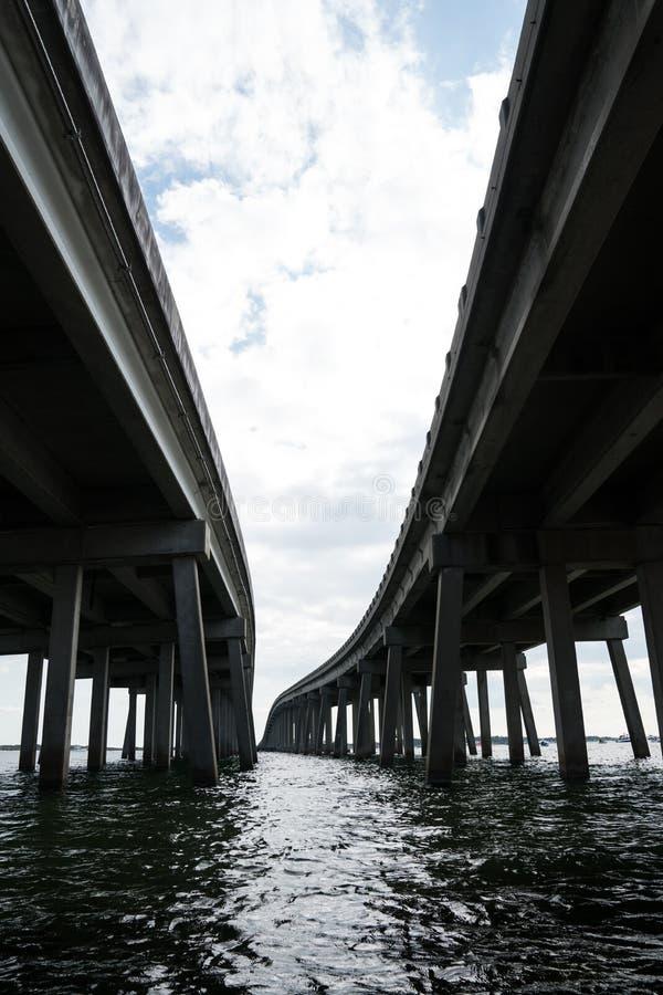 Área de Destin em Florida foto de stock