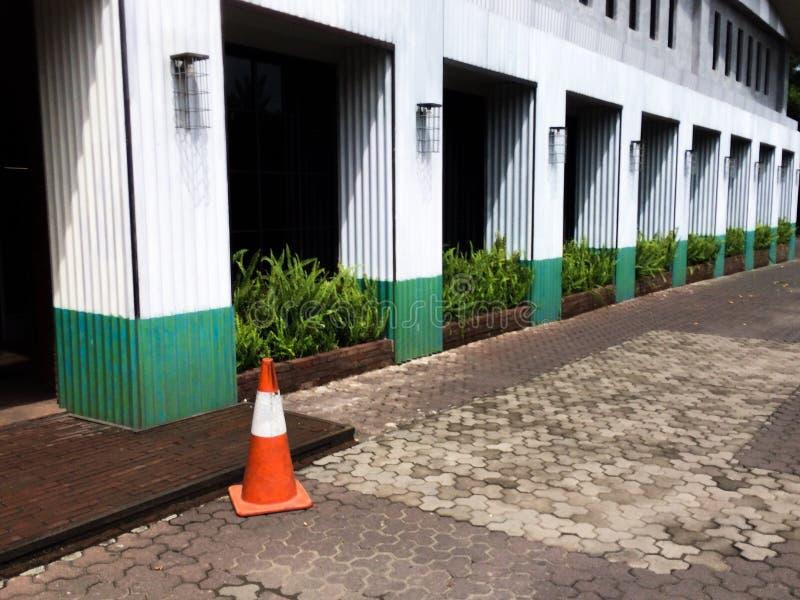 Área de estacionamento foto de stock