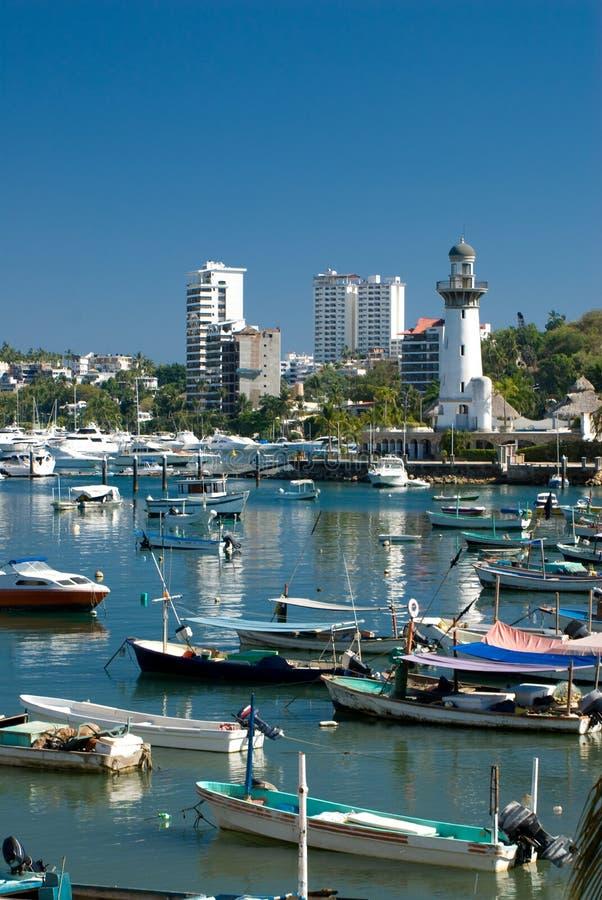 Área de Zocolo - Acapulco México foto de stock