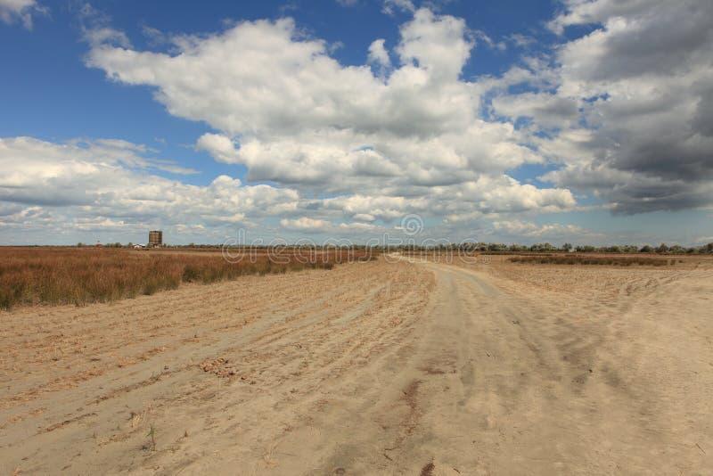 Área deserta fotos de stock