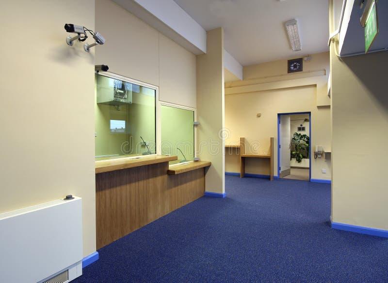 Área do Admin do escritório fotos de stock