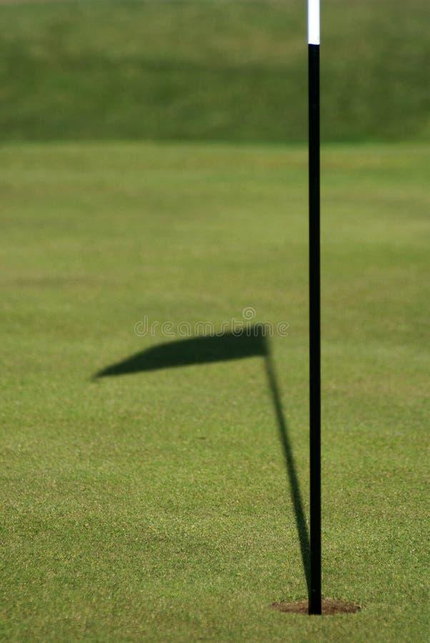 Área do golfe do parque da recreação