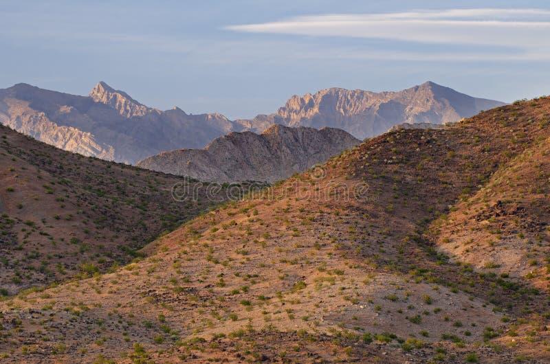 Área Recreativa Nacional Lake Mead imagen de archivo libre de regalías