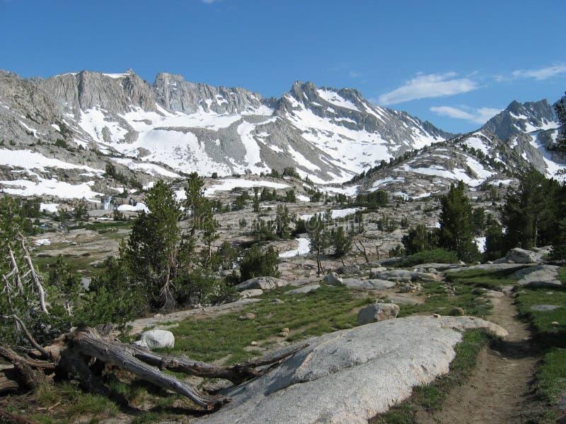 Área remota das serras fotos de stock royalty free