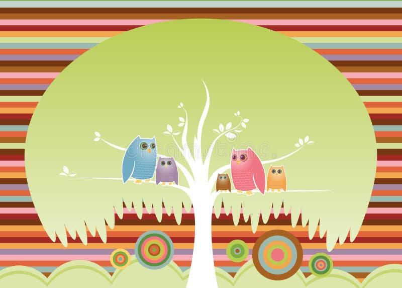 Árvore aglomerada