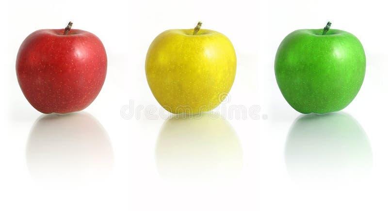 Árvore Apple fotografia de stock