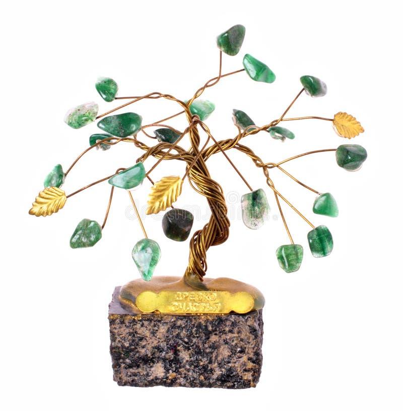 Árvore da felicidade fotos de stock