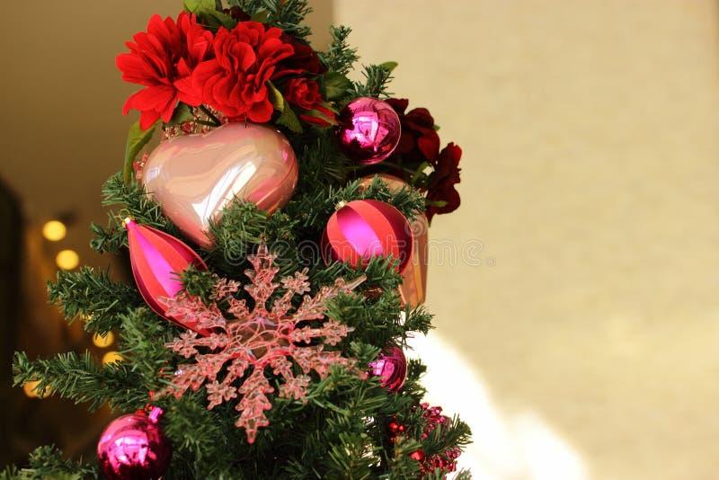Árvore de Natal 2 fotos de stock royalty free