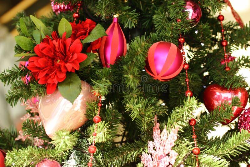 Árvore de Natal 3 imagens de stock royalty free