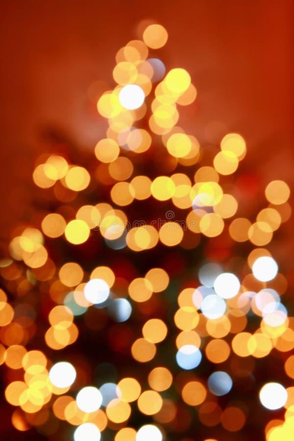 Árvore de Natal abstrata foto de stock royalty free