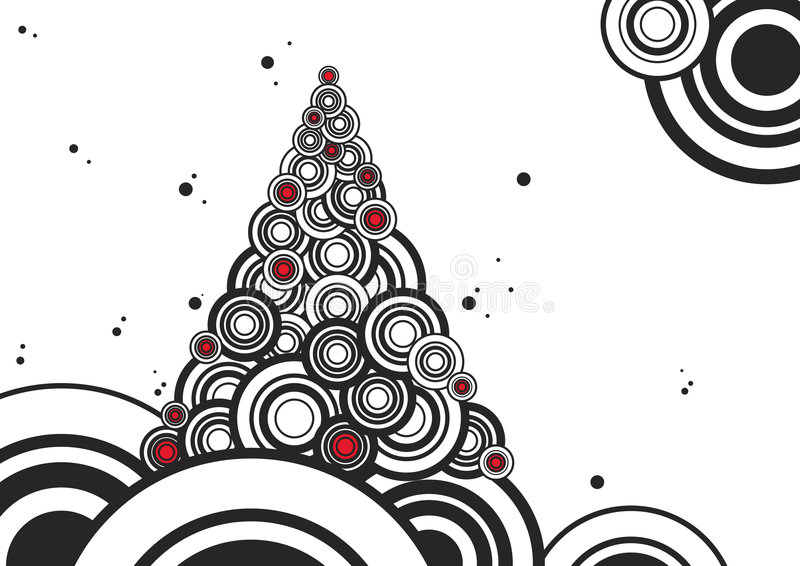 árvore de Novo-ano