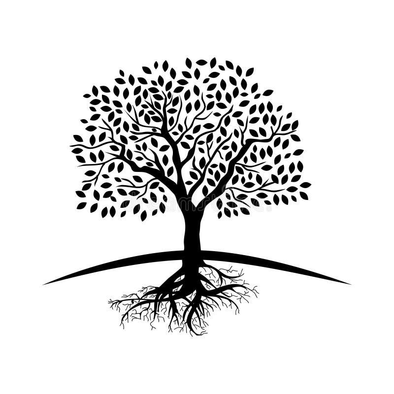 Árvore de vida ilustração stock