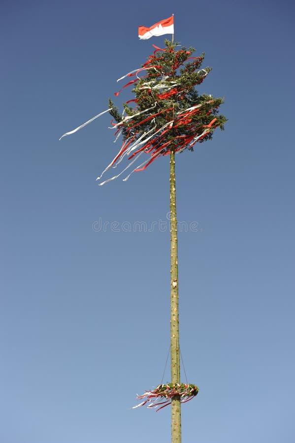 Download Árvore Decorada Em Uma Feira Bávara Do País Imagem de Stock - Imagem de justo, fitas: 26516935
