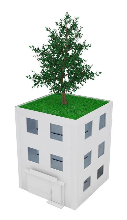 Árvore do telhado