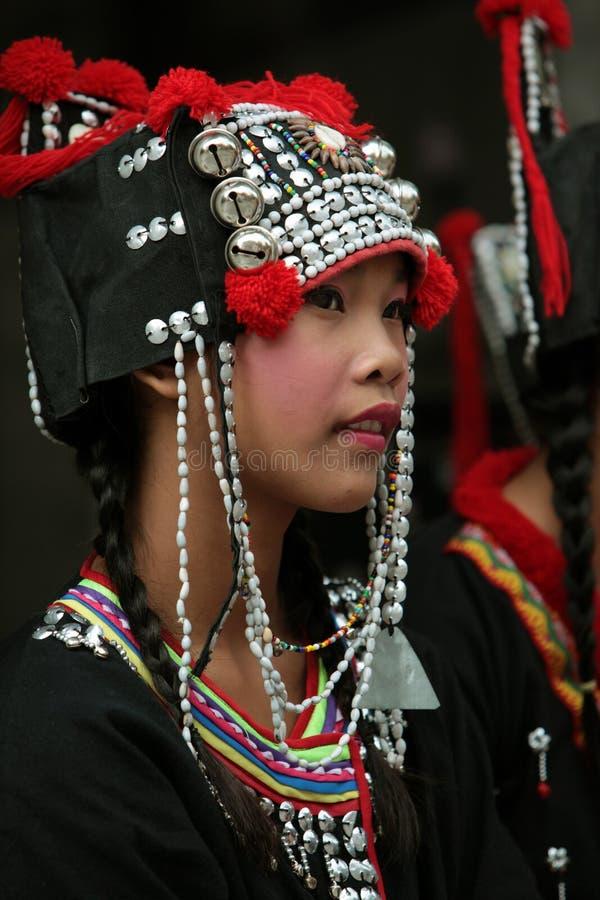 ÁSIA TAILÂNDIA CHIANG MAI AKA foto de stock royalty free