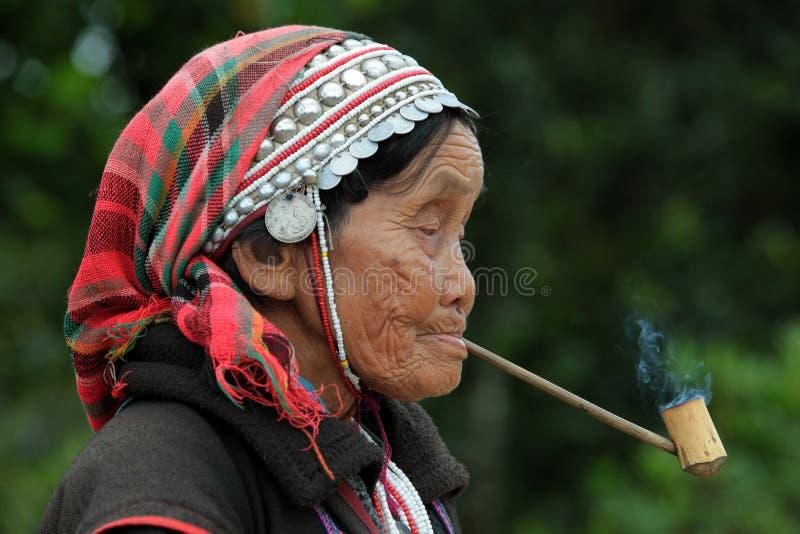 ÁSIA TAILÂNDIA CHIANG MAI FANG fotografia de stock royalty free