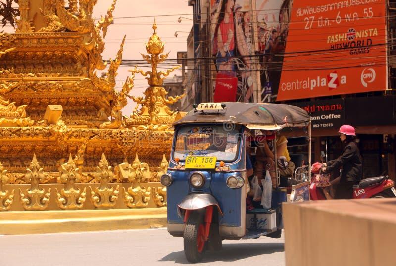ÁSIA TAILÂNDIA CHIANG RAI imagem de stock royalty free