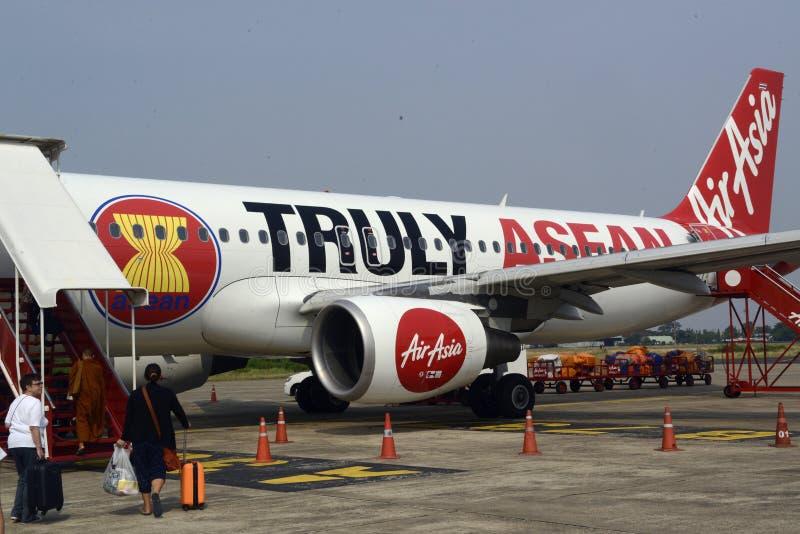 ÁSIA TAILÂNDIA KRABI fotografia de stock