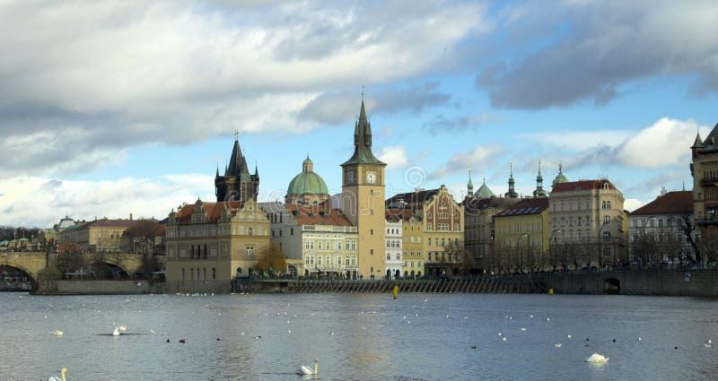 'My Gedächtnisse und Eindrücke von Prag - ein ausgezeichneter Platz stockbilder