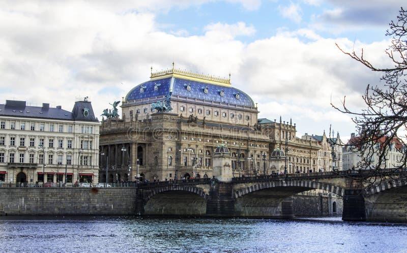 'My minnen och intryck från Prague - ett storartat ställe royaltyfri bild