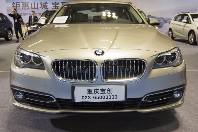 "€"" BMW för auto show royaltyfri fotografi"
