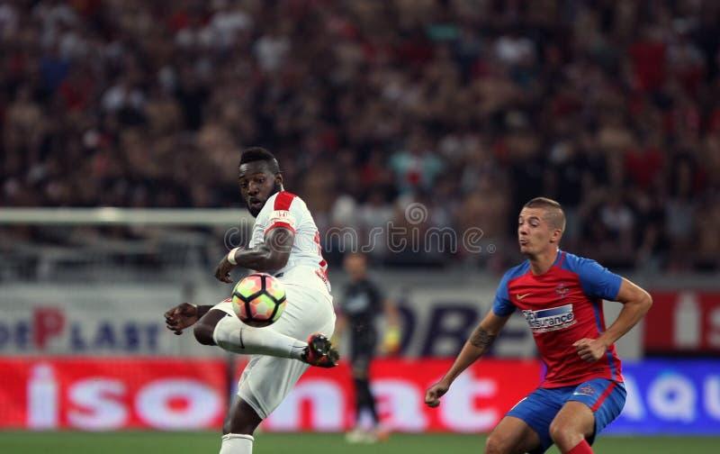 Download € «Dinamo Bucuresti De Romania's Liga 1†«Steaua Bucuresti Du Football Photo éditorial - Image du août, jour: 76080826