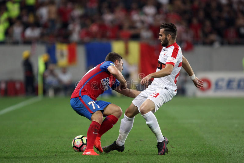 Download € «Dinamo Bucuresti De Romania's Liga 1†«Steaua Bucuresti Du Football Photographie éditorial - Image du pour, samedi: 76080892