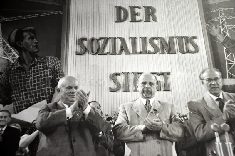«ο σοσιαλισμός είναι victorious» στοκ φωτογραφία με δικαίωμα ελεύθερης χρήσης