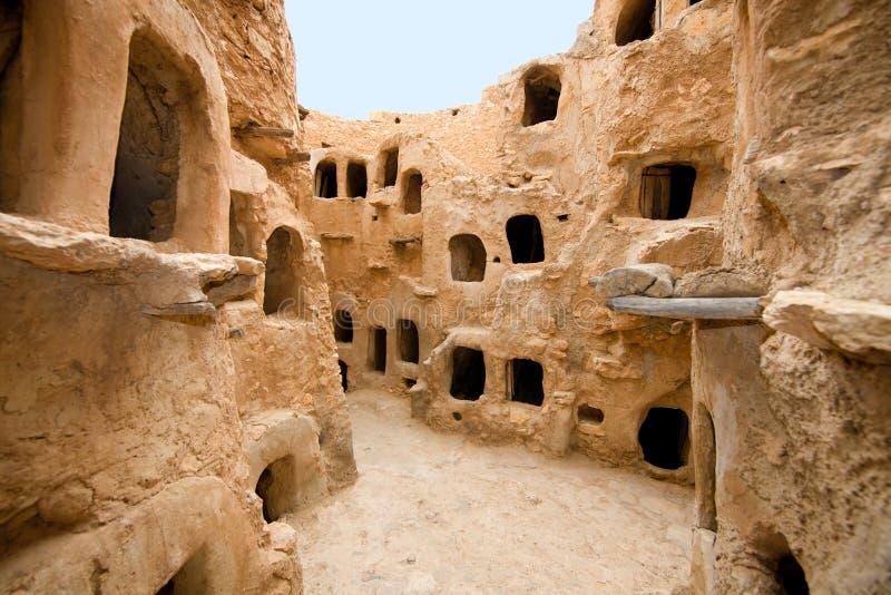 Libia, África de Nalut imagenes de archivo