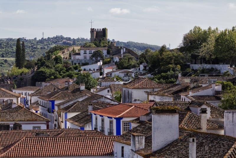 "Ã-""bidos portugal royaltyfria bilder"