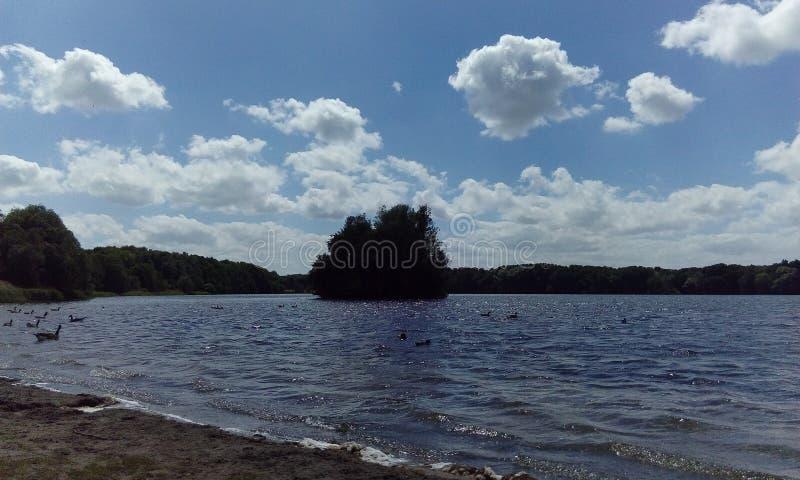 Ã-jendorfer sjö arkivfoton