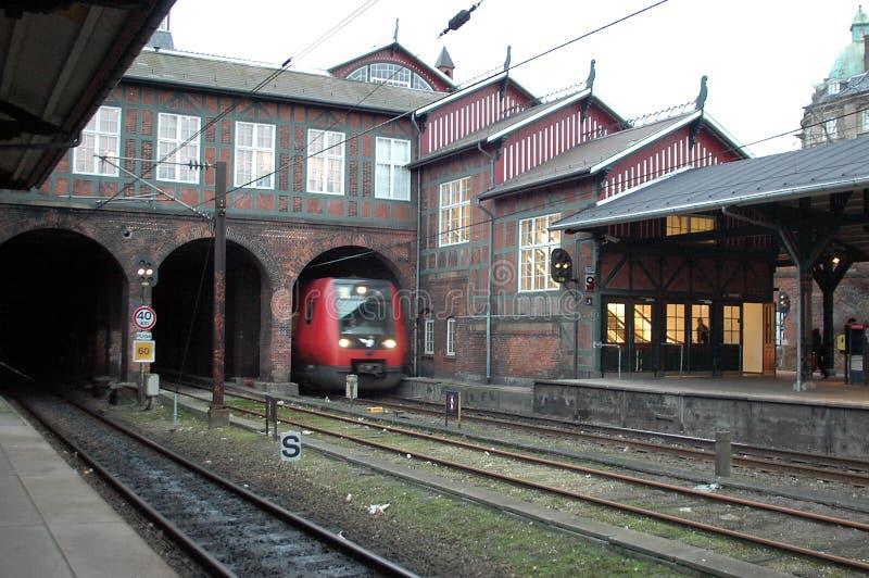 Download Østerport station redaktionell arkivbild. Bild av signalering - 76702762