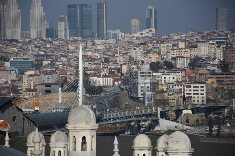 Ä°stanbul, die Türkei lizenzfreies stockfoto
