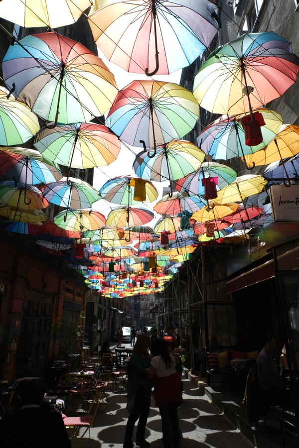 Ä°stanbul, Turquie - Karakoy photo stock