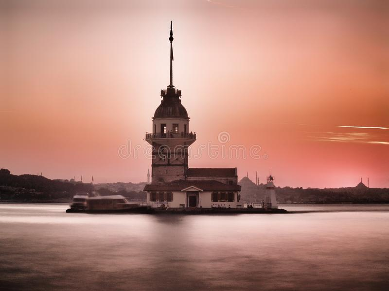 Ä°stanbul-2017 image stock