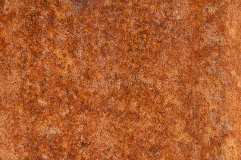 与概略的纹理多彩多姿的包括的老困厄的布朗赤土陶器铜生锈的石背景 粗糙被弄脏的梯度 免版税库存图片