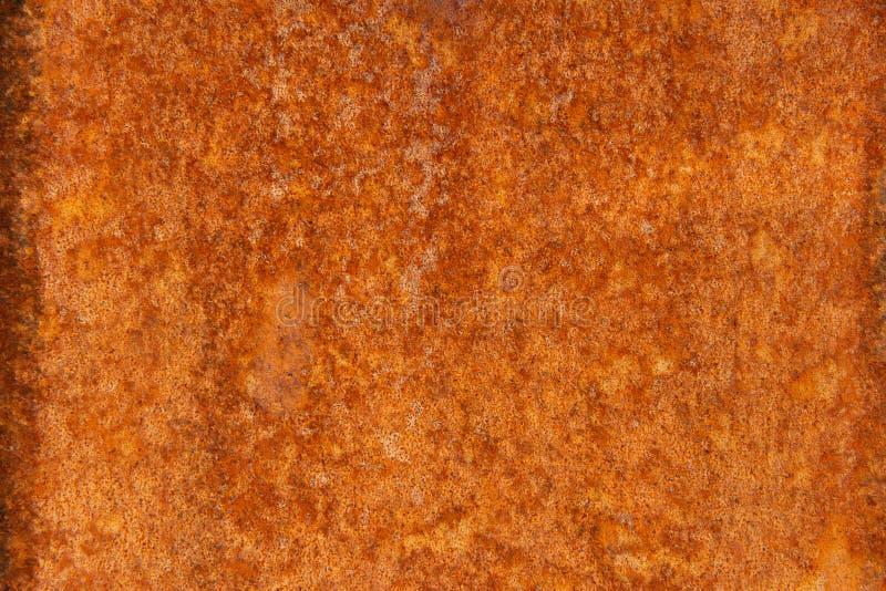 与概略的纹理多彩多姿的包括的老困厄的布朗赤土陶器铜生锈的石背景 粗糙被弄脏的梯度 库存照片