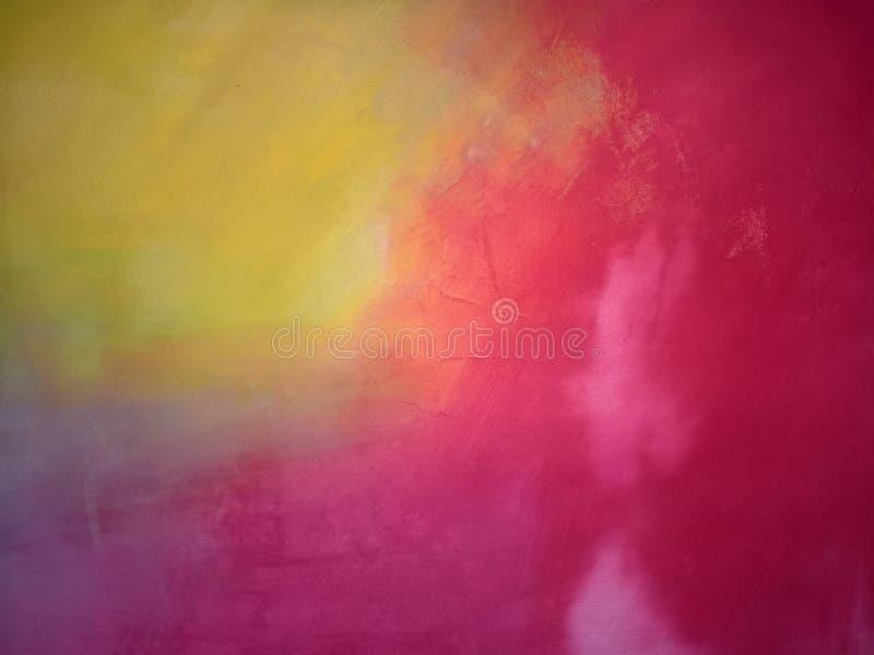 与斑点光的抽象脏的背景 免版税库存照片