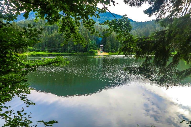 乌克兰喀尔巴阡山脉28 免版税库存照片