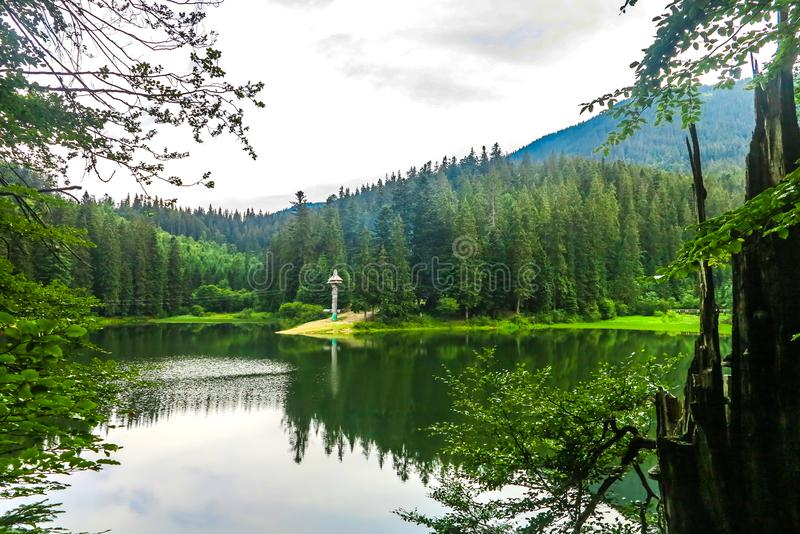 乌克兰喀尔巴阡山脉29 免版税库存图片